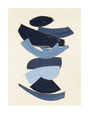 Sea Forms IV Poster von Rob Delamater