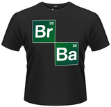 Breaking Bad- Elements Camisetas