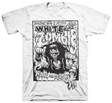 White Zombie- Alive and Deadly T-Shirt