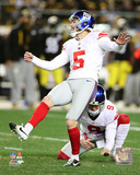 NFL: Robbie Gould 2016 Action Photo