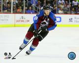 NHL: Nathan MacKinnon 2016-17 Action Photo