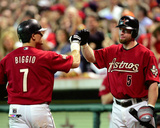 MLB: Craig Biggio & Jeff Bagwell 2004 Photo