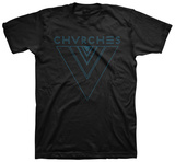 Chvrches- Neon V Shirts