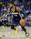 NBA: Paul George 2016-17 Action Photo