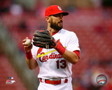 MLB: Matt Carpenter 2016 Action Photo