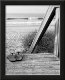 Sandals by the Sea Art