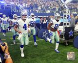 NFL: Dak Prescott & Ezekiel Elliott 2016 Photo