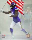 NFL: Stefon Diggs 2016 Action Photo