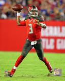 NFL: Jameis Winston 2015 Action Photo