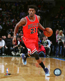 NBA: Jimmy Butler 2016-17 Action Photo