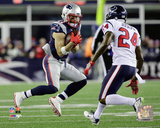 NFL: Julian Edelman 2016 AFC Divisional Playoff Game Photo