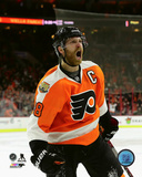 NHL: Claude Giroux 2016-17 Action Photo
