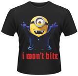 Minions- I Won't Bite Bluser