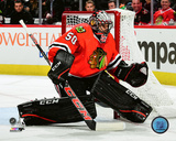NHL: Corey Crawford 2016-17 Action Photo