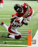 NFL: Taylor Gabriel 2016 Action Photo