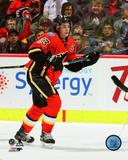 NHL: Sean Monahan 2016-17 Action Photo