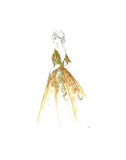 Garden Gown Print by Jessica Durrant