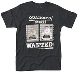 Family Guy- Quahog's Most Wanted T-shirts