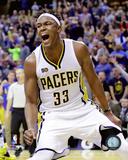 NBA: Myles Turner 2016-17 Action Photo