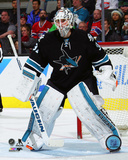 NHL: Martin Jones 2016-17 Action Photo