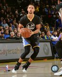 NBA: Stephen Curry 2015-16 Action Photo