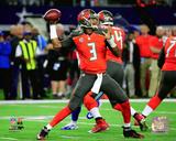 NFL: Jameis Winston 2016 Action Photo