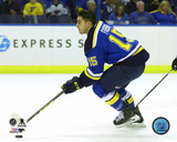 NHL: Robby Fabbri 2016-17 Action Photo