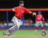MLB: Trea Turner 2016 Action Photo