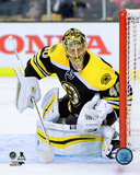 NHL: Tuukka Rask 2016-17 Action Photo