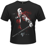 Vikings- Floki Enraged T-shirts