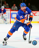 NHL: Cal Clutterbuck 2016-17 Action Photo