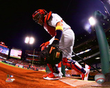 MLB: Yadier Molina 2016 Action Photo