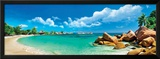 Seychelles Islands - Panoramic View Posters