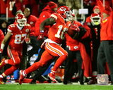 NFL: Tyreek Hill 2016 Action Photo