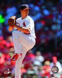 MLB: Luke Weaver 2016 Action Photo
