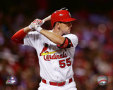 MLB: Stephen Piscotty 2016 Action Photo