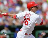 MLB: Aledmys Diaz 2016 Action Photo