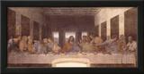 Last Supper Poster by  Leonardo da Vinci