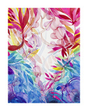 Tropical Love Prints by Helen Wells