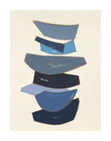 Sea Forms V Poster von Rob Delamater