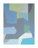 Sea Ranch Color I Plakat autor Rob Delamater