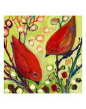 Modern Bird II Posters by Jennifer Lommers