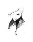 She's Better Left Unfinished Affiches par Jessica Durrant