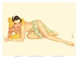 Varga Girl - June, 1943 Poster af Alberto Vargas