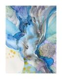 Water Series in The Flow Poster von Helen Wells