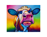 Holy Cow Prints by Steven Schuman