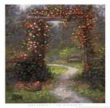 Rose Arbour I Prints by Jon McNaughton