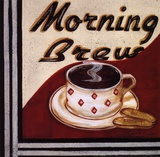 Morning Brew Prints by Grace Pullen
