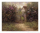Rose Gate Prints by Jon McNaughton