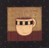 Coffee Mug IV Prints by Sue Allemand